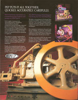 pump and natural gas engine repair and remanufacturing services brochure image
