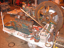 oem natural gas engine and pump remanufacturing and repair
