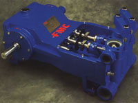 FMC reciprocating pumps