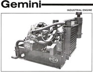 gemini pumping unit engines